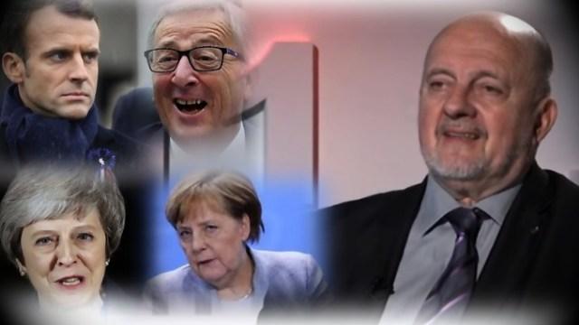Jelinčič: Makron nema dece, Junker nema dece, Merkelova nema dece, Tereza Mej nema dece... nije ih briga što će ostaviti propast iza sebe kad umru