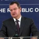 """Dačić: Jedino rešenje kosovskog pitanje je """"ko šta drži, to je njegovo"""""""