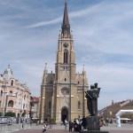 """Protest u Novom Sadu zbog """"urbanističkih planova i uništavanja zelenila"""""""
