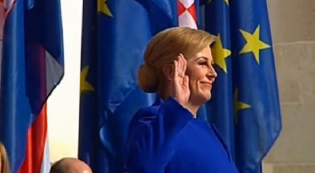 """Kitarović: """"Oluja"""" je spasila Bosnu i Hercegovinu"""