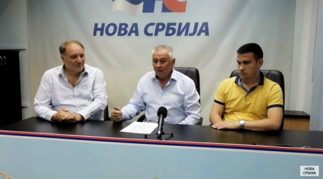 Ilić: Nema razlike imeđu Vučića i opozicije koja ide kod Palmera po mišljenje