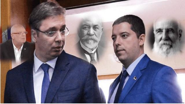 Apis je streljan da bi se sakrio lopovluk predaka Marka Đurića, za vreme Prvog svetskog rata?