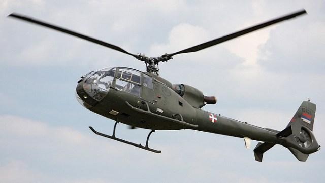 Vojni vazduhoplovi danas nadleću Beograd