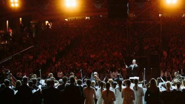 Simfonijski orkestar RTS-a i Apokaliptika u Noći muzike