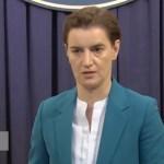 Brnabićeva nervira radikale u SNS, tražila od Vučića da bude ambasador u SAD