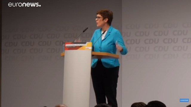 Nemačka dobila novu ministrku odbrane