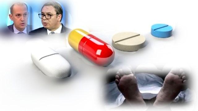 Srbija najgora u Evropi po izdvajanju za lekove sa pozitivne liste i za inovativne lekove
