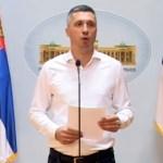 Dveri donele odluku da bojkotuju naredne izbore