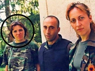 """Tima Kadriraj - poslanica i ginekolog u uniformi OVK povezan sa """"Žutom kućom"""""""