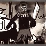 Dankovi aforizmi: Vlastodršcima puna usta naroda – kad su ljudožderi!
