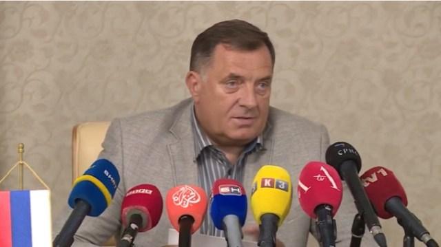 Dodik: Bezbednosna pretnja za BiH, 3.000 falsifikovanih viza za Pakistance
