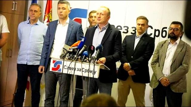 Đilas: Savez za Srbiju neće učestvovati na preostala dva okrugla stola. Produbljivanje političke krize je odgovornost isključivo Aleksandra Vučića