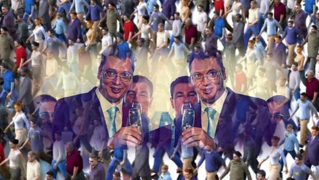 Kako funkcioniše Vučićeva armija plaćenika - botova