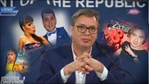 Cezar koji upravlja društvom putem medija: Aleksandar Vučić, najveća zvezda Pinkove Srbije