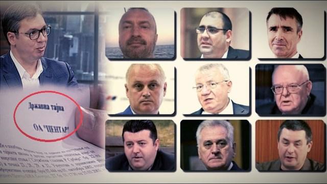 S kim je ćaskao prisluškivani Vučić: Bojan Pajtić, Oleg Dzizu, Orhan Dragaš, Žorž Urio, Vesić, Đuka, Predrag Popović...