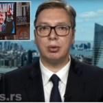 Vučić iz SAD: Trudili smo se da uživamo u sopstvenim mitovima. SAD nije važno kako bi izgledao dogovor između Srba i Albanaca ali je važno da se dogovor postigne