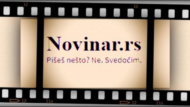 Prodaje se sajt Novinar.rs