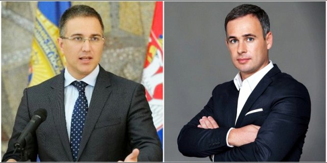Aleksić: Stefanović da podnese ostavku jer njegov otac učestvuje u izvozu srpskog oružja