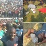 Haos u Zimbabveu: Stampedo na ispraćaju Mugabea, ima povređenih (VIDEO)