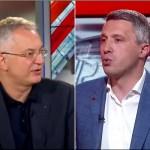 Šutanovac: Obradoviću je Đinđić bio strani plaćenik, Tadić izdajnik, a Đilas lopov! Dverima nije mesto uz DS