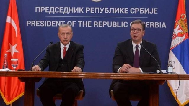 """Vučić: Odnosi Srbije i Turske """"možda i najbolji u savremenoj istoriji"""""""