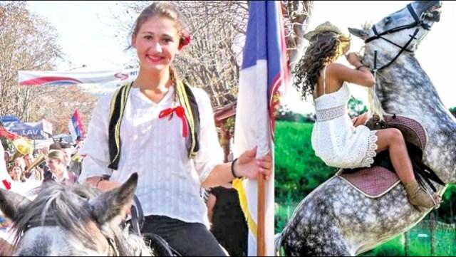 Jelena Živković, devojka o kojoj s ponosom priča Srbija: Sama održava imanje, otac joj je umro pred njom, a majka je napustila (VIDEO)