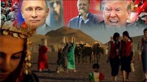 Tramp i Putin ostavili 30 miliona Kurda u nemilost Erdoganovoj krvavoj vojnoj mašineriji