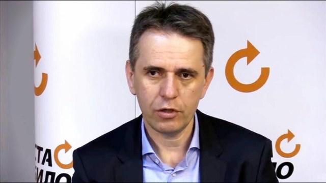 Radulović ponovo na čelu DJB: Plan vlade je da našu decu koja napuštaju zemlju zameni sa migrantima
