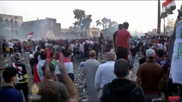 IFIMES - Masovni protesti u Iraku 2019: Treći talas arapskog proleća