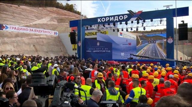 """Troškovi """"spektakla"""" na Koridoru 10 koštali najmanje 15.000 evra?"""