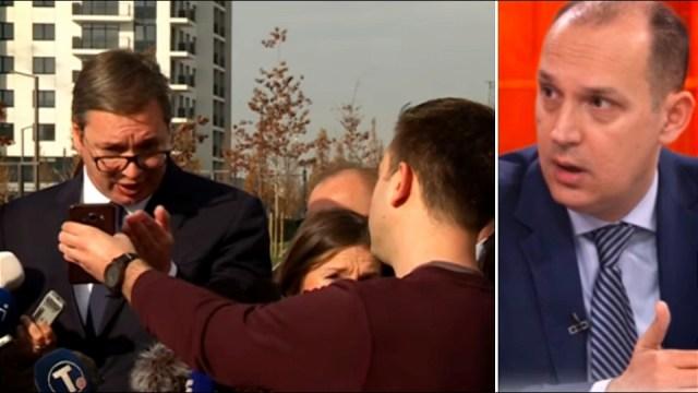 Lončar: Vučić je bio životno ugrožen, lekari mu spasili život