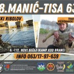"Tradicionalno takmičenje u pecanju na obali Tise: ""Manić-Tisa 63"""