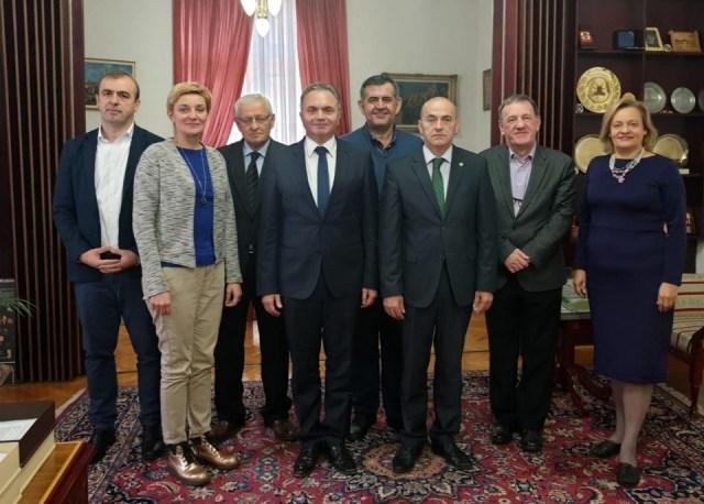 Unapređenje saradnje između Univerziteta u Sarajevu i IFIMES-a