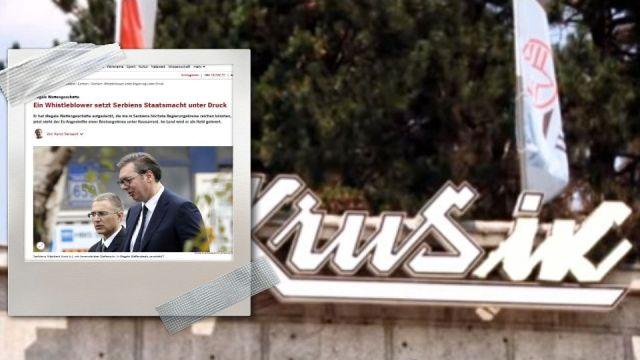 Nemački Špigl: Srbija, kandidat za članstvo u EU, predstavlja bezbednosni rizik koji ne bi trebalo da bude potcenjen