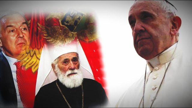 IFIMES: Izjava patrijarhaVartolomeja da neće priznati CPC, došla je u pravo vreme Đukanoviću da realizuje drugi scenario - unijaćenje Crnogorske pravoslavne crkve