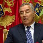 Đukanović: Vara se onaj ko misli da će litijama državu naterati na kapitulaciju