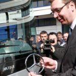 Vlada Srbije ponudila socijalni program za radnike Ikarbusa