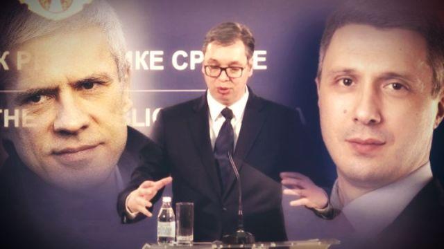 Tadić: Boško Obradović sad radi tajno za Vučića, dok ga je 2012. javno podržao