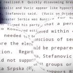 Obradović pita Stefanovića: Obećali ste 2008. ambasadi SAD konačno rešenje Kosova za 4 do 5 godina, ako postanete vlast?