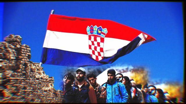 Hrvatska zbog migranata podigla ogradu na svojoj granici