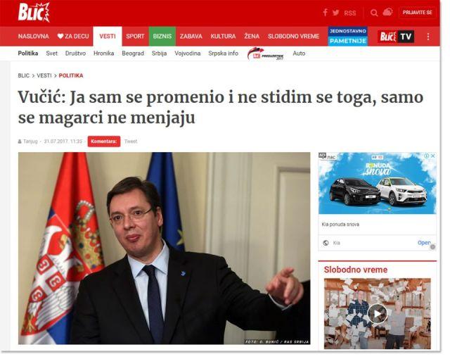 """U Srbiji je 2012. živelo svega 1618 magaraca, a onda su srećom došli na vlast """"naprednjaci""""..."""