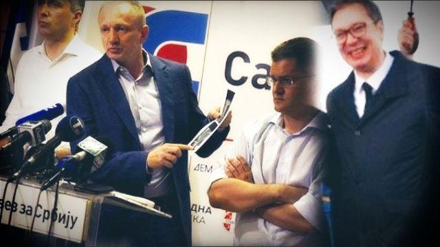 """Plan kampanje """"Bojkot 2020"""" od koga drhti Vučić: Fejsbuk, parole, baneri, leci..."""