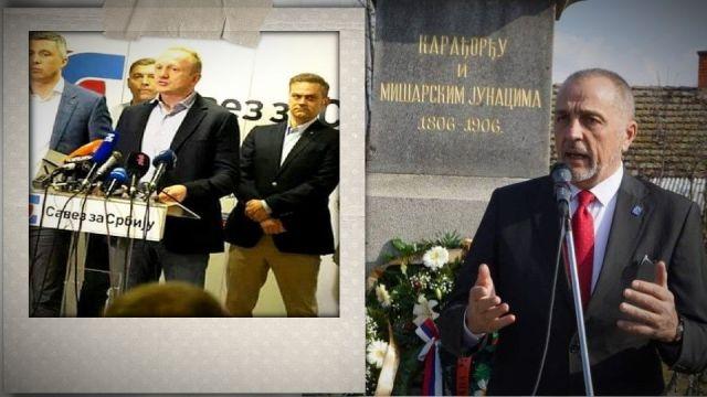 Živković: Kukavice beže u bojkot, hrabri ljudi izlaze na megdan!