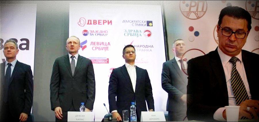 Jovanović (Unija Most): Opozicija je k'o vampir isisala svu energiju ovog naroda