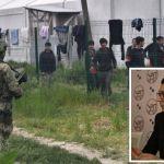 Vojska stigla u Šid, ušla u migrantske kampove; Jovanović (RP) podržao akciju Vojske Srbije