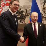 Vučić razgovarao s Putinom o KiM, dešavanjima u CG, koronavirusu, poseti