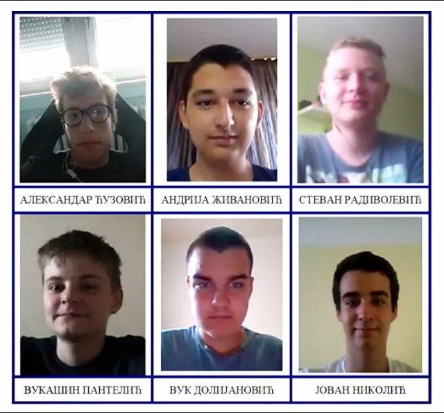 Ponos Srbije: Mladi genijalci doneli devet medalja sa olimpijada