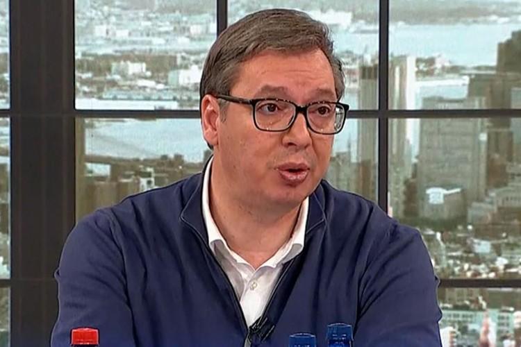Vučić: Obećavam, pohapsićemo mafijašku bandu iz fudbala