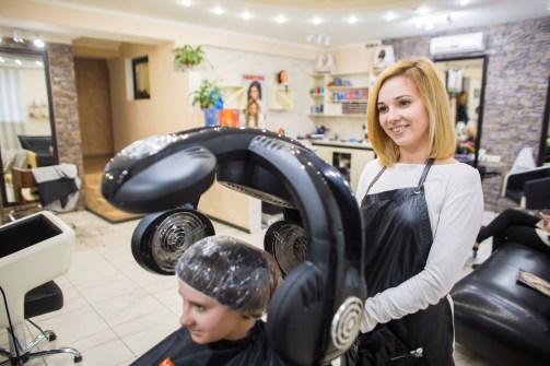 Анастасия Смирнова парикмахер