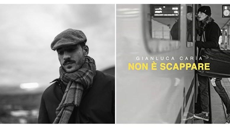 Gianluca Caria Non è scappare